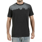 Tentree Juniper Mens T-Shirt, Black, medium