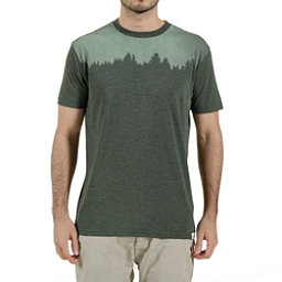 Tentree Juniper Mens T-Shirt, Moss, 256