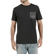 Tentree Gunlon Mens T-Shirt, Black, medium