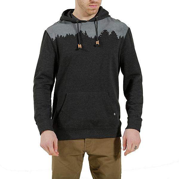 Tentree Juniper Mens Hoodie, Black, 600