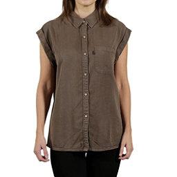 Tentree Sapindale Womens Shirt, Bungee Cord, 256