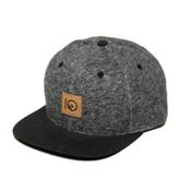 Tentree Freeman Hat, Heather Black, medium