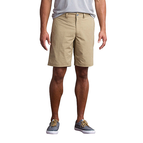 ExOfficio Sol Cool Costero Mens Shorts, Walnut, 600