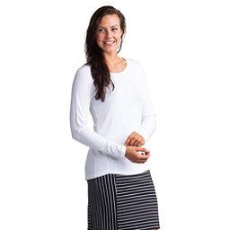 ExOfficio Sol Cool Bateau Long Sleeve Womens Shirt, White, 256