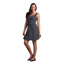 ExOfficio Odessa Tank Dress, Black-White, 256