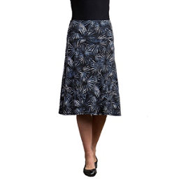 ExOfficio Wanderlux Convertible Skirt, Carbon, 256