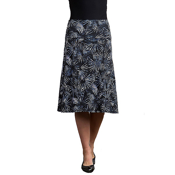 ExOfficio Wanderlux Convertible Skirt, Carbon, 600