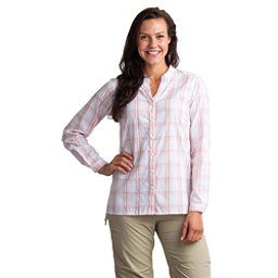 ExOfficio BugsAway Sevilla Long Sleeve Womens Shirt, Tamarind, 256
