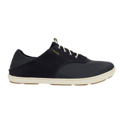 OluKai Nohea Moku Mens Shoes, Black-Black, medium
