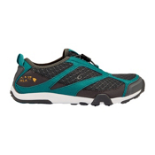 OluKai 'Eleu Trainer Womens Watershoes, Dark Shadow-Teal, medium