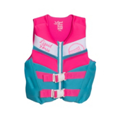 Liquid Force Dream Junior Life Vest 2017, Blue-Pink, medium
