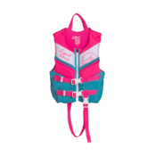 Liquid Force Dream Toddler Life Vest 2017, Blue-Pink, medium