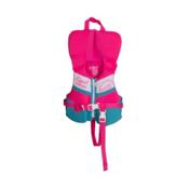 Liquid Force Dream Infant Life Vest 2017, Blue-Pink, medium