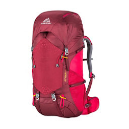 Gregory Amber 44 Womens Backpack 2017, Chili Pepper Red, 256