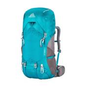 Gregory Amber 44 Womens Backpack 2017, Teal Grey, medium