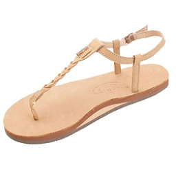 Rainbow Sandals T-Street Womens Sandals, Sierra Brown, 256