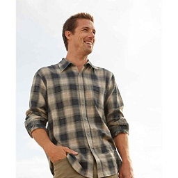 Purnell Vintage Plaid Mens Shirt, , 256