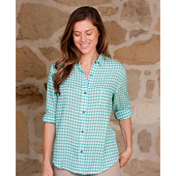 Purnell Checkered Womens Shirt, , 256
