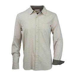 Purnell Pinstripe Button-Up Mens Shirt, , 256