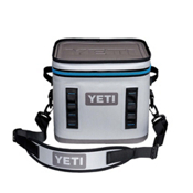 YETI Hopper Flip 12 2017, Fog Gray-Tahoe Blue, medium