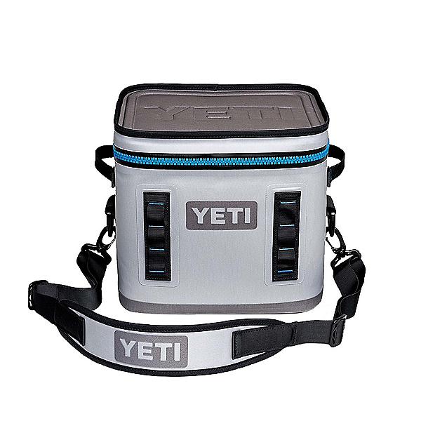 YETI Hopper Flip 12 2017, Fog Gray-Tahoe Blue, 600