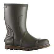 Sorel Joan Short Rain Boots, Nori-Zest, medium