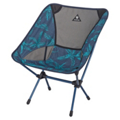 Burton Chair One Camp Chair 2017, Tropical Print, medium