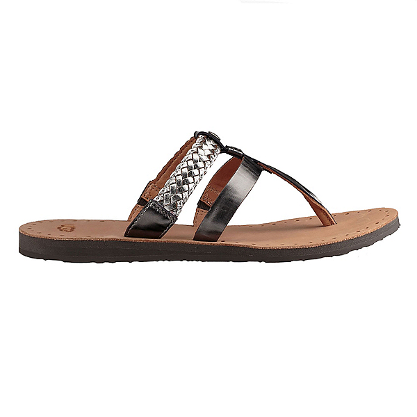 UGG Audra Womens Flip Flops, Sterling, 600