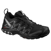 Salomon XA Pro 3D Mens Shoes, Black-Magnet-Quiet Shade, medium