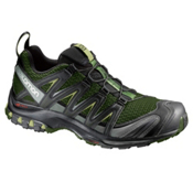 Salomon XA Pro 3D Mens Shoes, Chive-Black-Beluga, medium