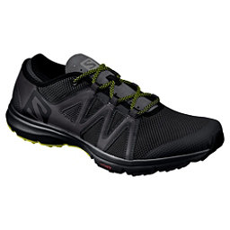 Salomon Crossamphibian Swift Mens Watershoes, Black-Phantom-Sulphur Spring, 256