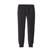 Patagonia Happy Hike Studio Womens Pants, Black, medium