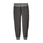 Patagonia Happy Hike Studio Womens Pants, Forge Grey, medium
