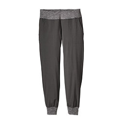 Patagonia Happy Hike Studio Womens Pants, Forge Grey, 256