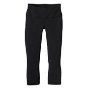 Patagonia Centered Crops Womens Pants, Black, medium