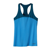 Patagonia Windchaser Sleeveless Womens Tank Top, Radar Blue, medium