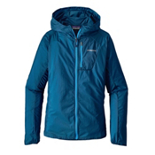 Patagonia Houdini Womens Jacket, Big Sur Blue, medium