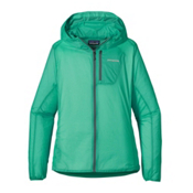 Patagonia Houdini Womens Jacket, Galah Green, medium