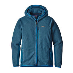 Patagonia Performance Better Sweater Mens Hoodie, Big Sur Blue, 256