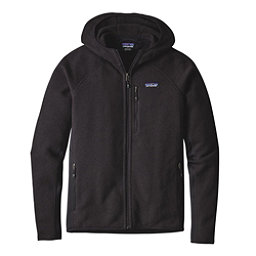 Patagonia Performance Better Sweater Mens Hoodie, Black, 256