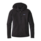 Patagonia Performance Better Sweater Womens Hoodie, Black, medium