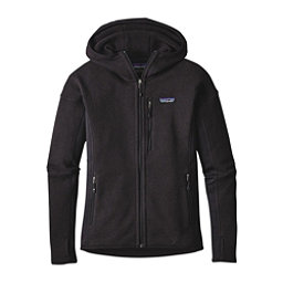 Patagonia Performance Better Sweater Womens Hoodie, Black, 256
