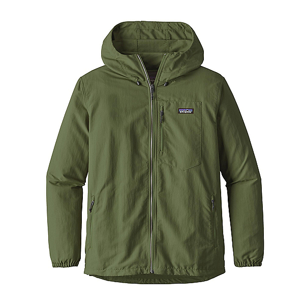 Patagonia Tezzeron Mens Jacket, Buffalo Green, 600