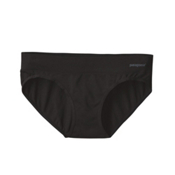 Patagonia Active Hipster Womens Underwear, Black, medium