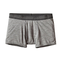 Patagonia Capilene Daily Boxer Briefs, Feather Grey, 256