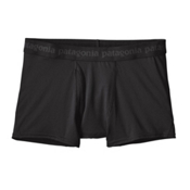 Patagonia Capilene Daily Boxer Briefs, Black, medium