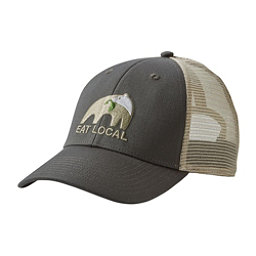 Patagonia Eat Local Upstream LoPro Trucker Hat, Forge Grey, 256