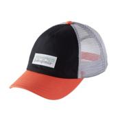 Patagonia Pastel P-6 Label Layback Trucker Womens Hat, , medium