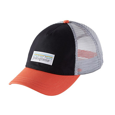 Patagonia Pastel P-6 Label Layback Trucker Womens Hat, , viewer