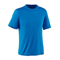 Patagonia Capilene Daily Mens T-Shirt, Andes Blue, 256